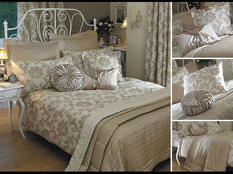 Luxury Bedding Sets with Matching Curtains