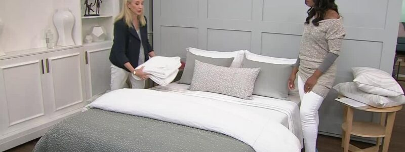 A designer's secrets to making your bed feel luxurious